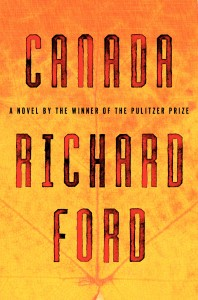 Canada by Richard Ford (book cover)