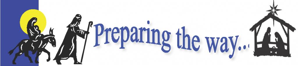 Preparing the way - Bazaar Header
