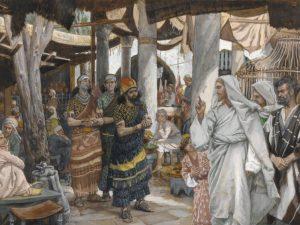 """Jesus Heals the Centurion's Servant"", James Tissot, c. 1886-1894"